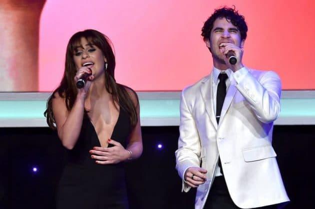 Lea Michele And Darren Criss 2017 Billboard 1548 E1540823163544