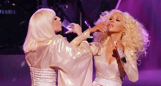 Christina Aguilera Lady Gaga Do What U Want 2014 Official Listen Youtube Stream