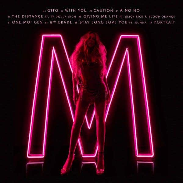 Mariah Carey Caution Tracklist