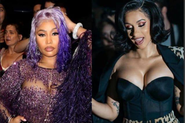 Photo of Cardi B e Nicki Minaj, puro veleno sui social. La guerra continua