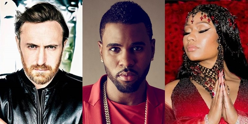 Photo of Jason Derulo: ecco il video di Goodbye con David Guetta, Nicki Minaj
