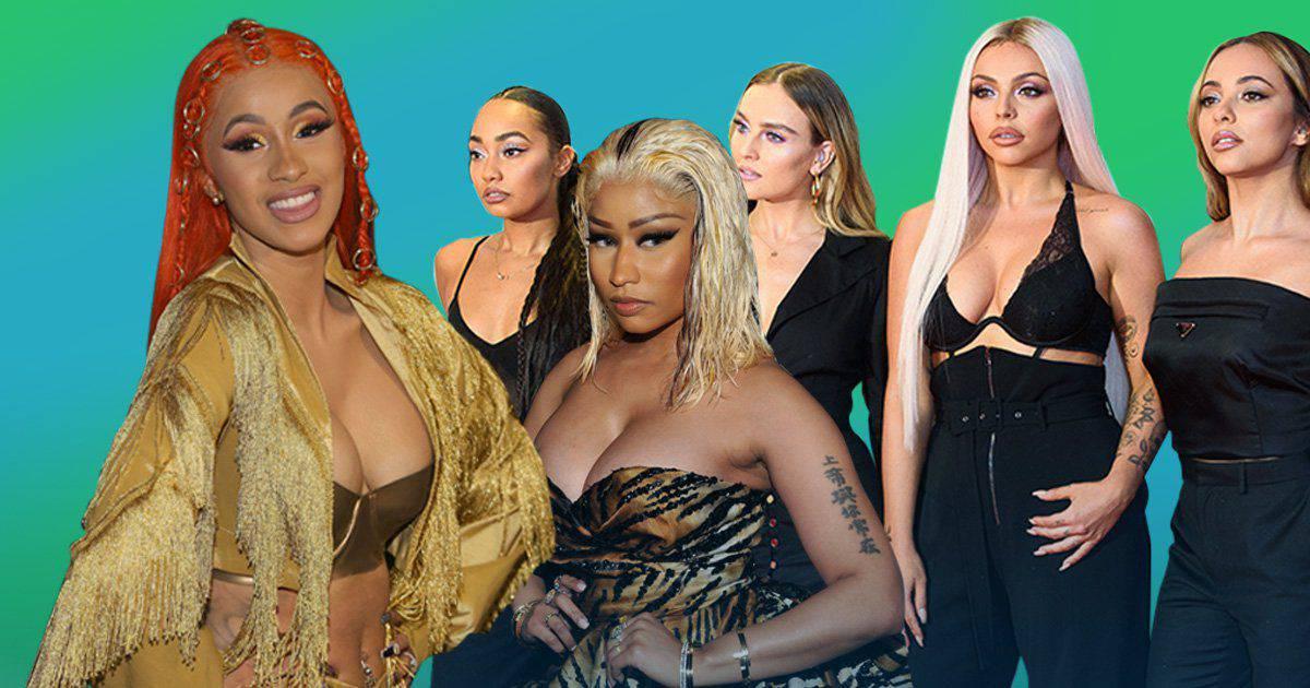 Photo of Cardi B: Nicki Minaj é stata una seconda scelta per le Little Mix, le ragazze rispondono