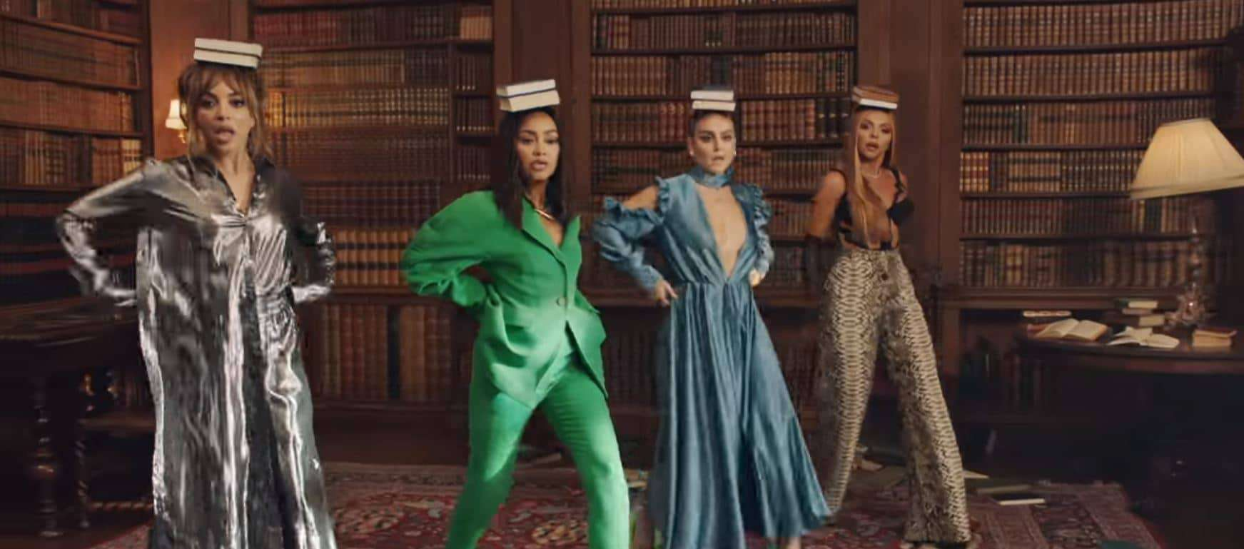 Photo of Little Mix e Nicki Minaj, a scuola di bon ton nel video di Woman Like Me
