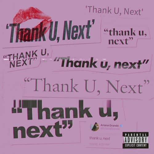 Image Sorties Ariana Grande Thank U