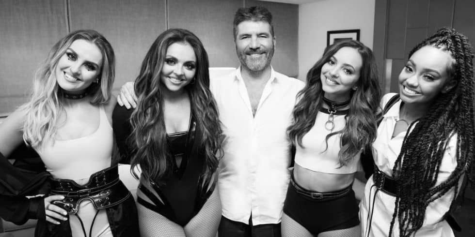Simon Cowell Little Mix
