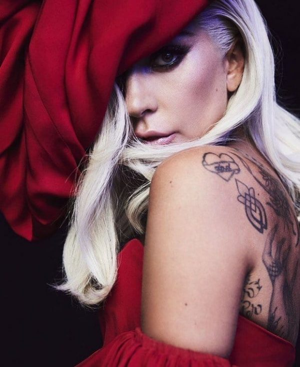 The Hollywood Reporter Lady Gaga 2018