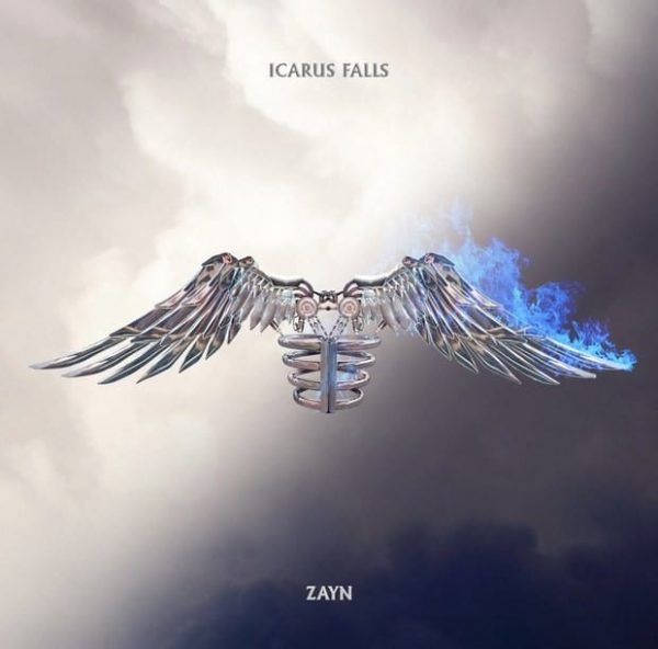 Zayn Icarus Falls Album Cover Official