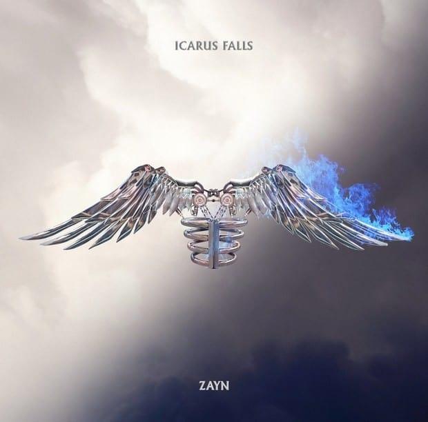 Photo of ZAYN ha rilasciato oggi Icarus Falls, il suo secondo album da solista.
