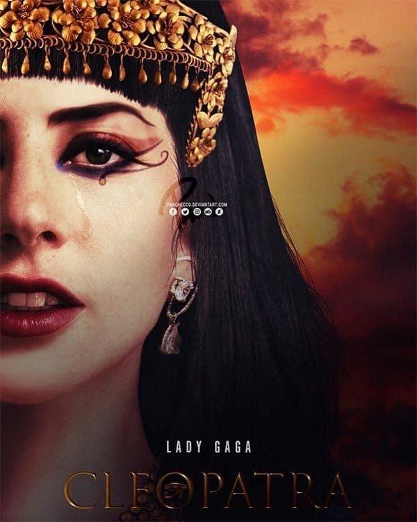 Gaga Cleopatra