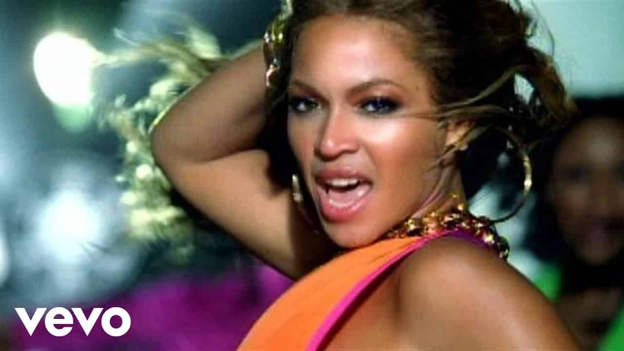 Beyonce canzone d'amore