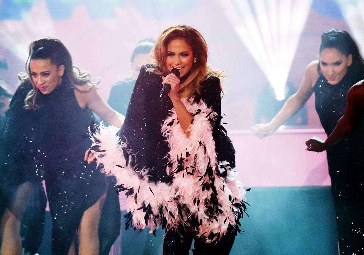 Polemica Jennifer Lopez Grammy