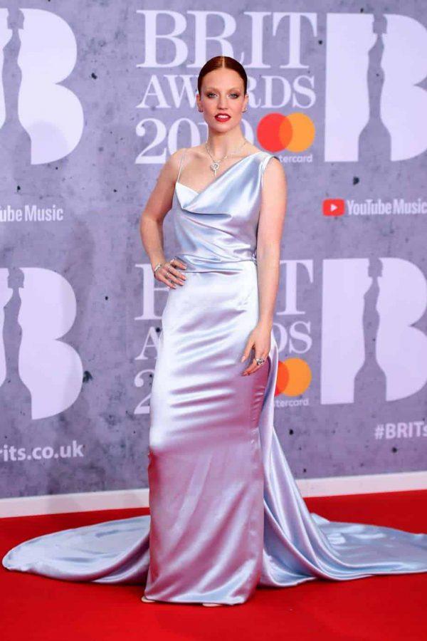 Jess Glynne Brit Awards 2019