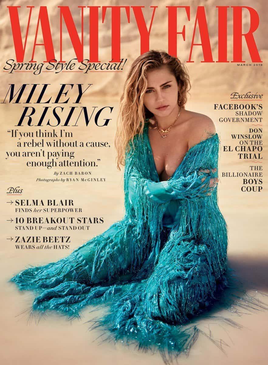 Vanity Miley