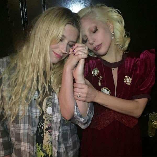 Lady Gaga Kesha