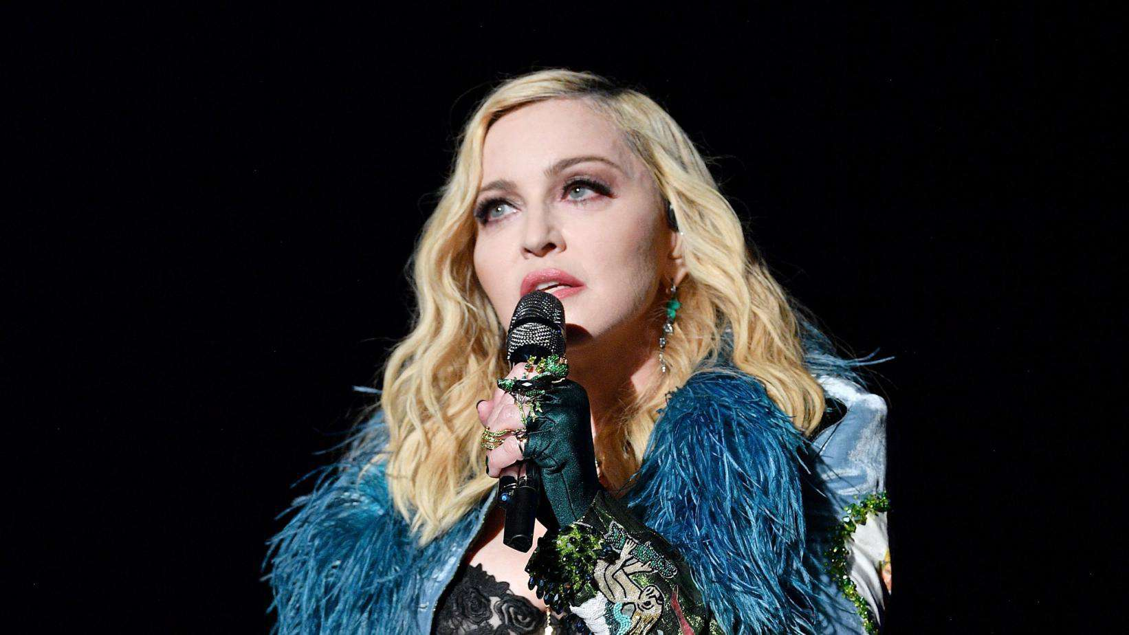 Madonna Indian Summer
