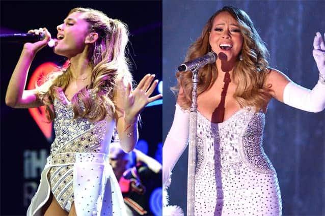 Photo of Mariah Carey interagisce con Ariana Grande su Instagram, l'ha riconosciuta?