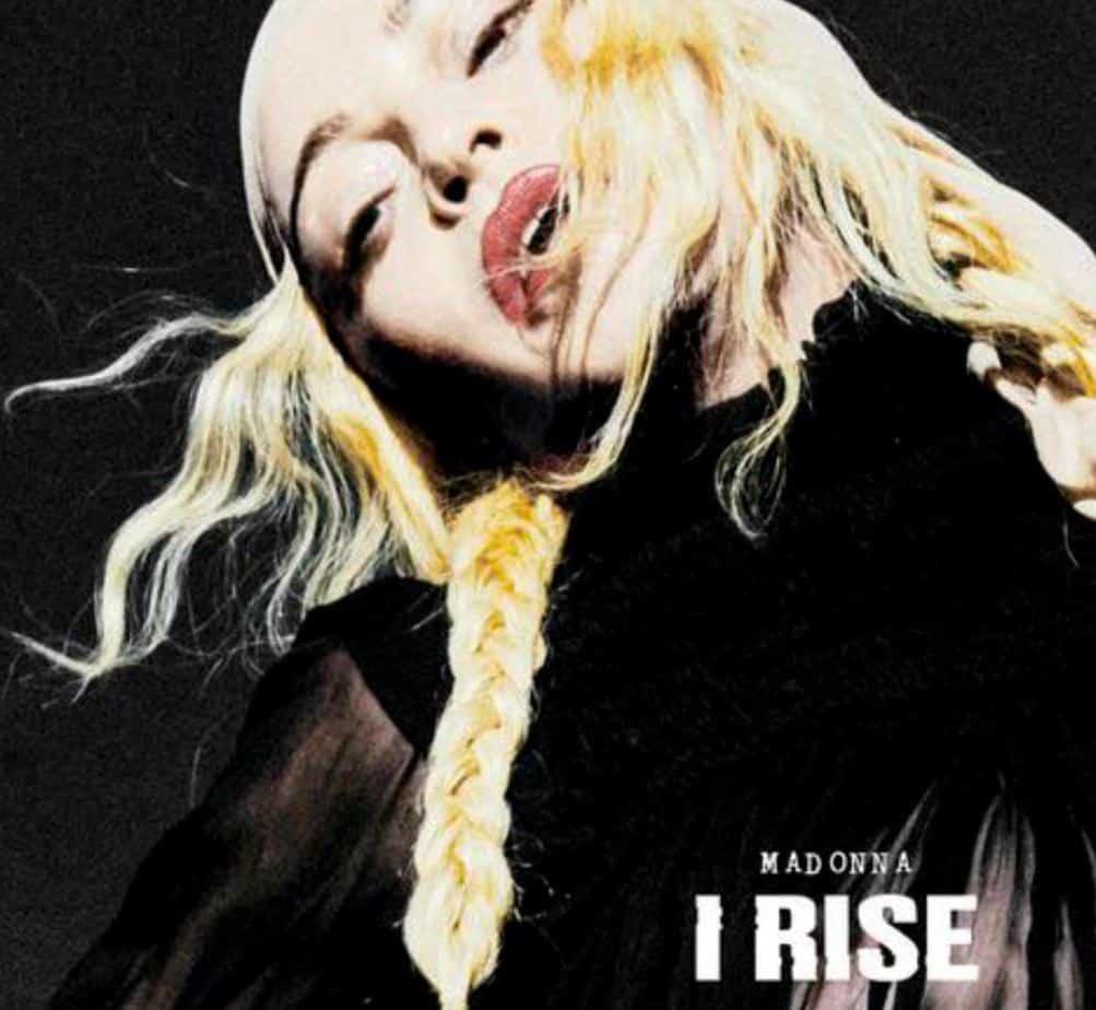 Photo of Madonna per i più deboli nel video di I Rise pubblicato con il Time