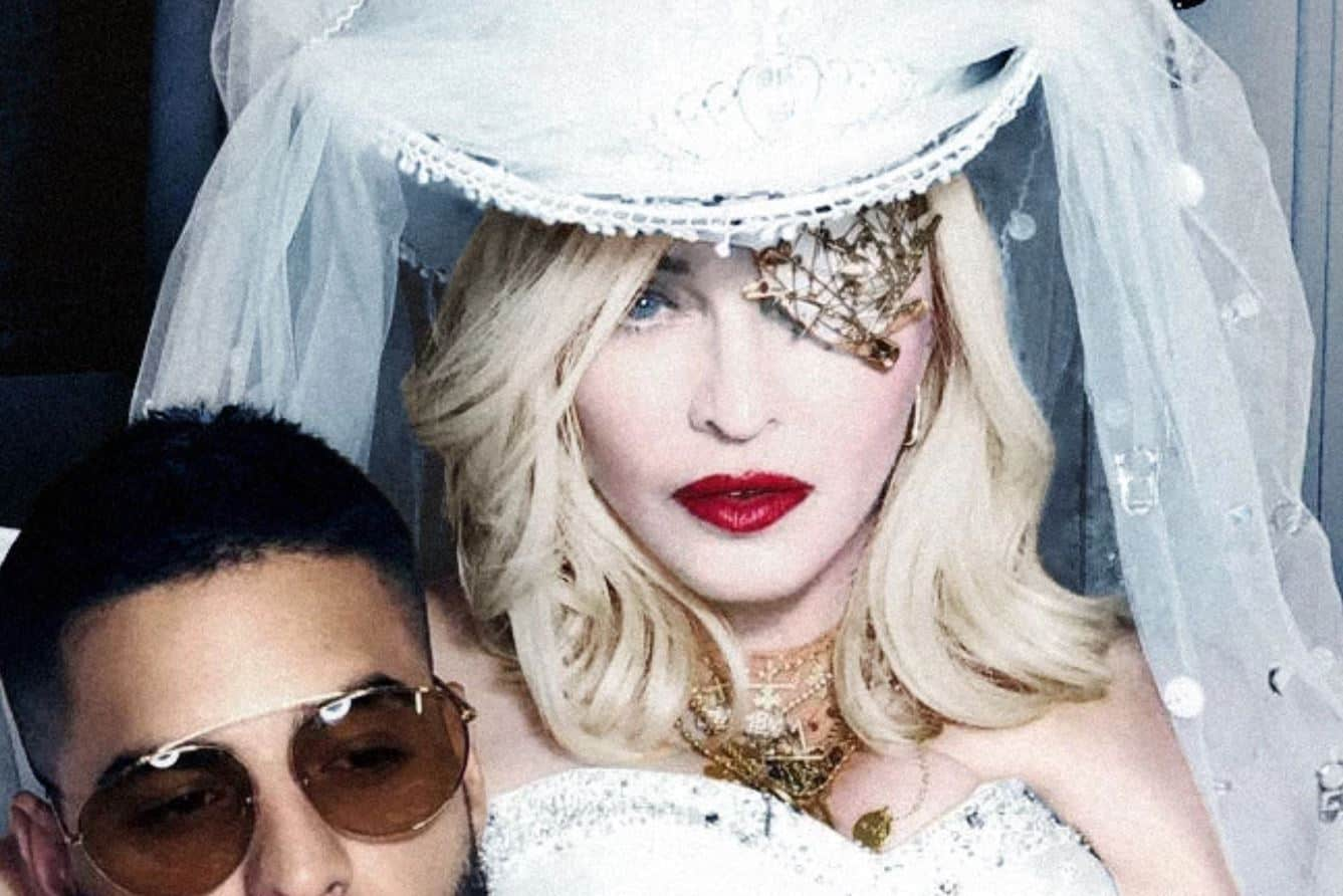 madonna billboard music awards esibizione