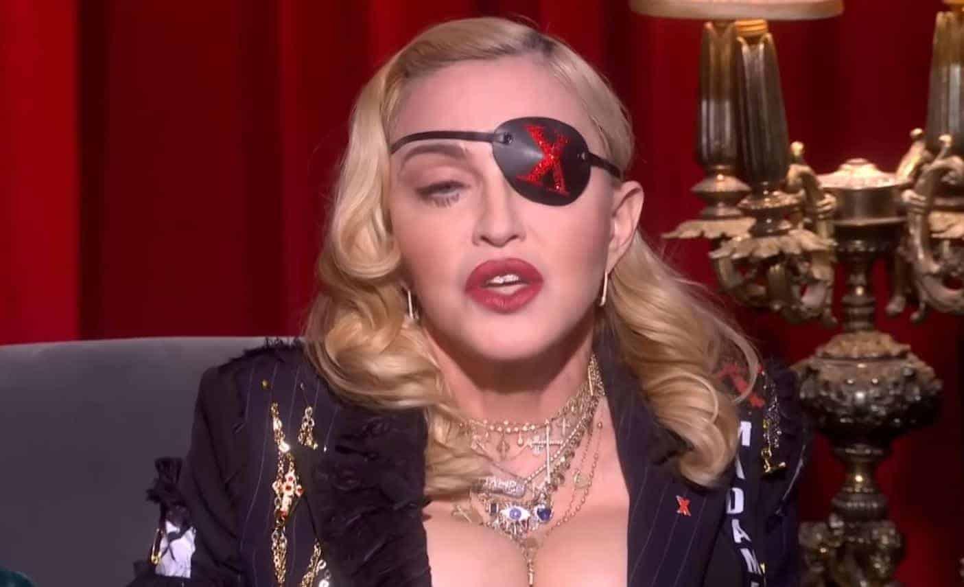 Madonna Madame X Intervista
