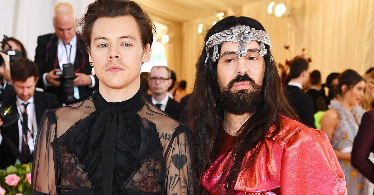 Harry Met Gala