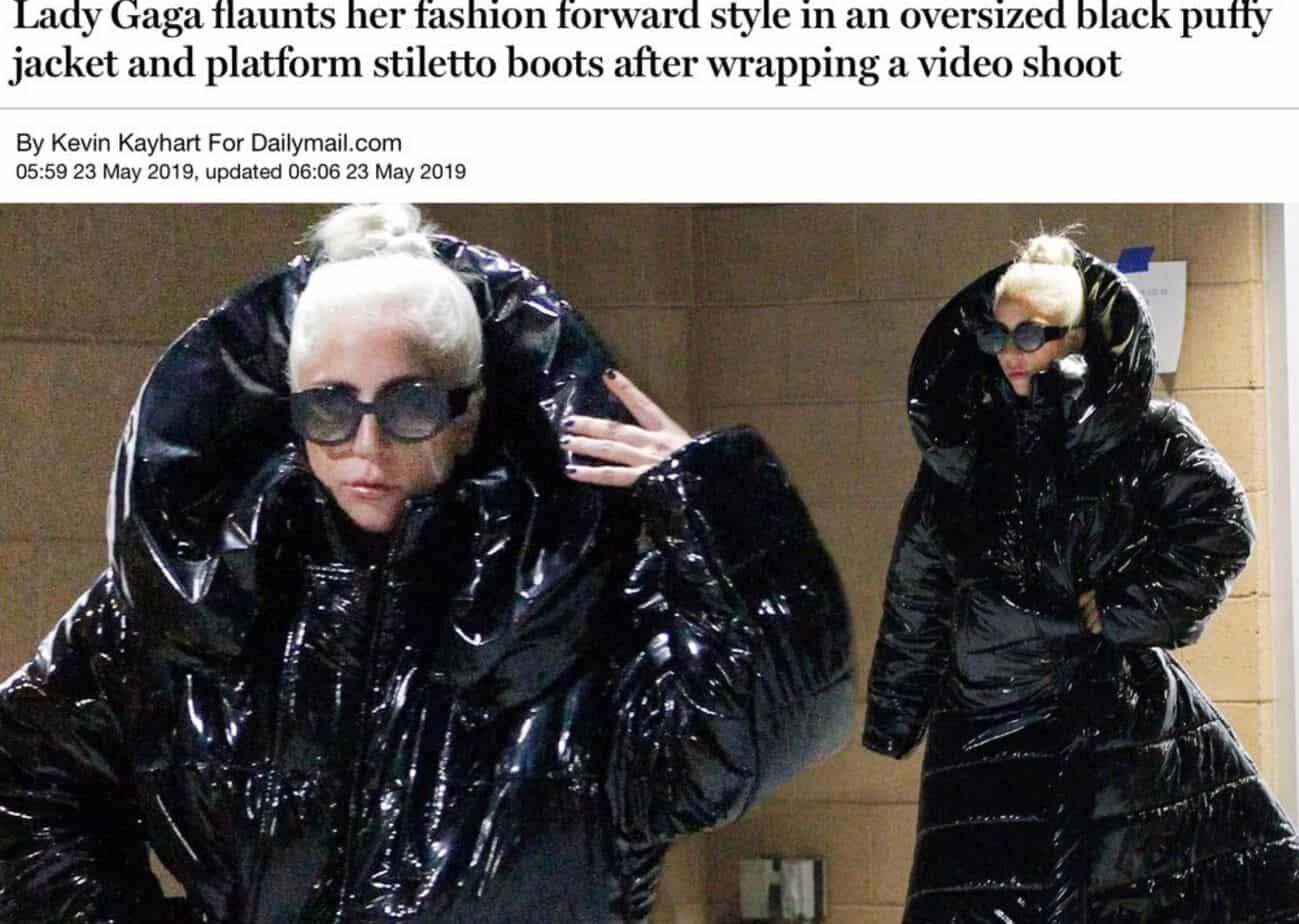 Lady Gaga Nuovo Video