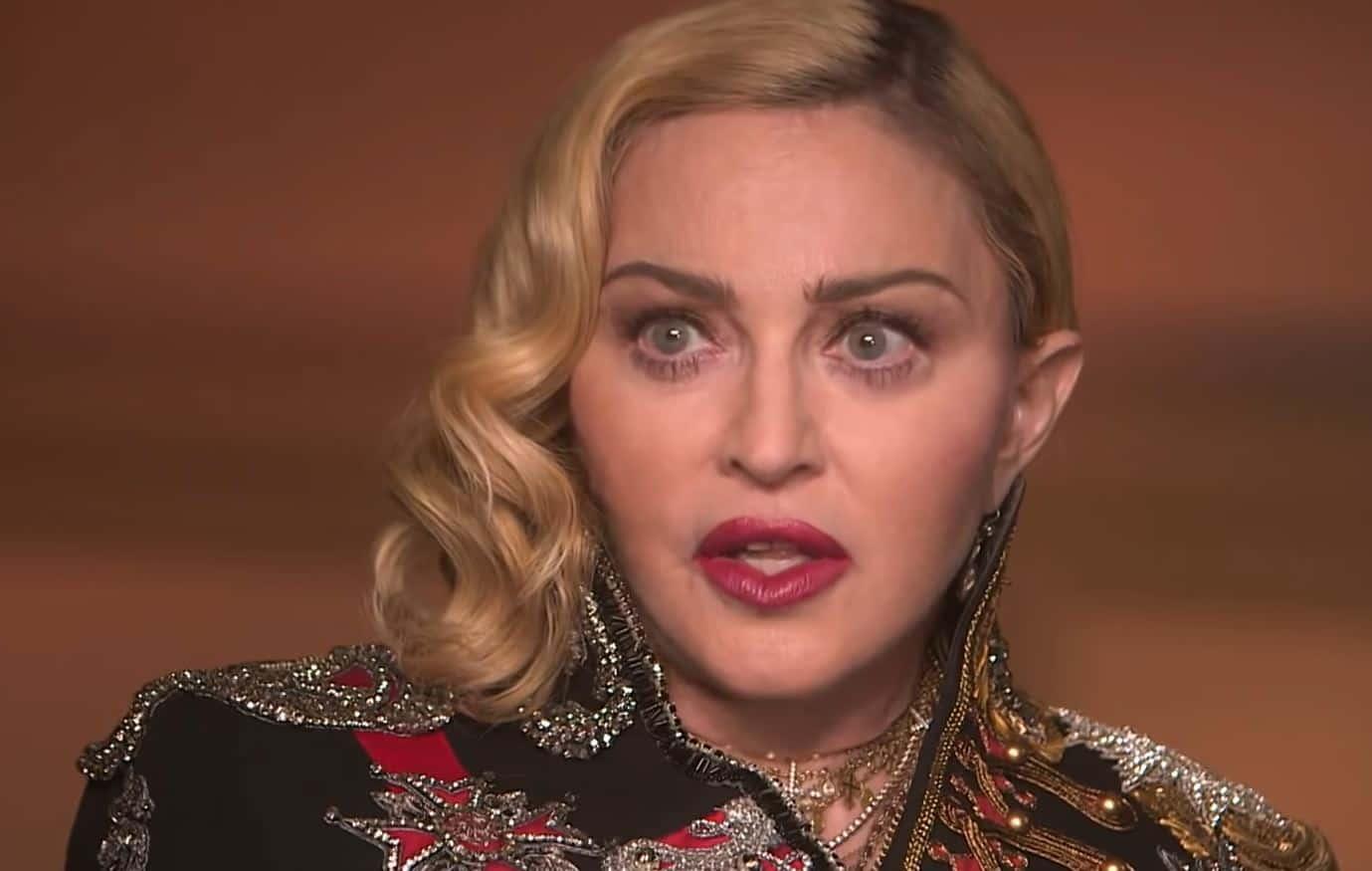 Madonna Intervista Lgbtq