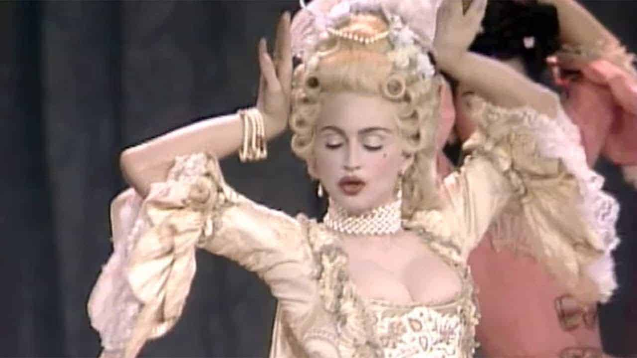 madonna migliori performance awards