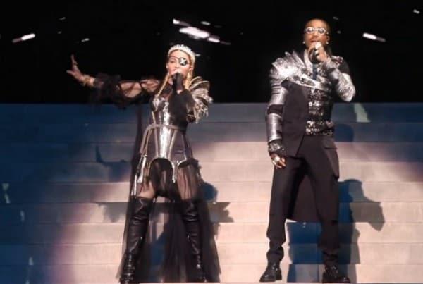 madonna quavo eurovision future like a prayer