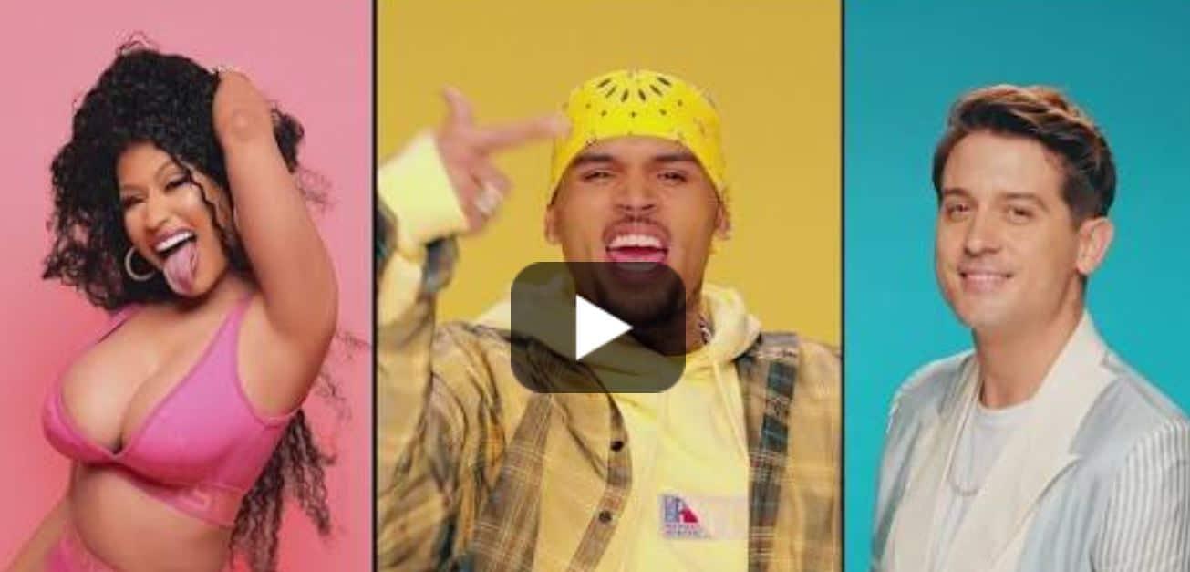 Wobbleupvideo Chris Brown