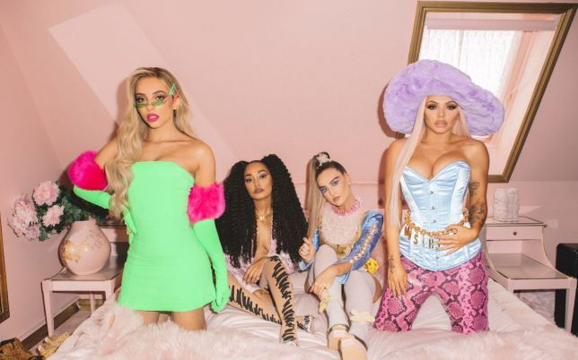Photo of Le Little Mix ecco il coloratissimo video di Bounce Back