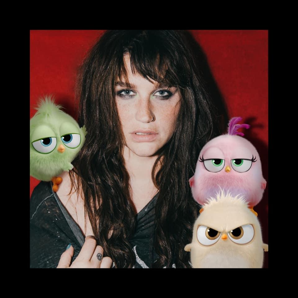 Photo of Kesha: ecco Best Day inno alla positività e colonna sonora di Angry Birds 2