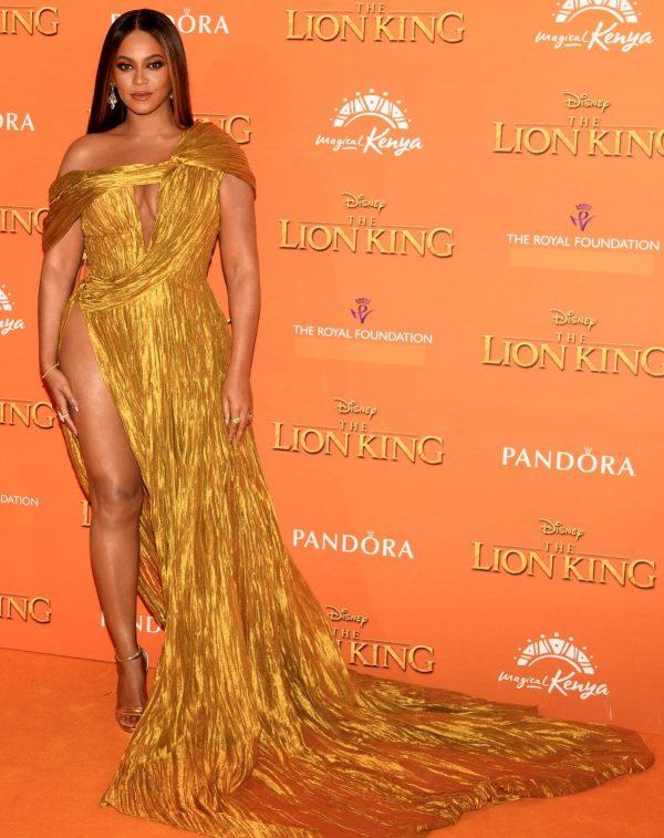 Beyonce Lion King Londra