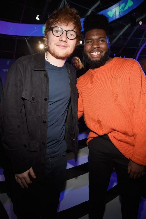 ed sheeran and khalid