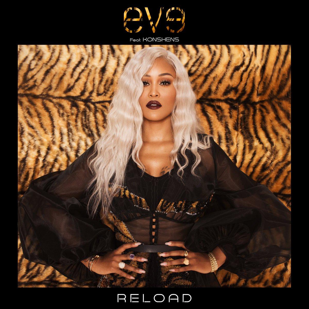Photo of Eve é tornata! La rapper presenta Reload insieme a Konshens