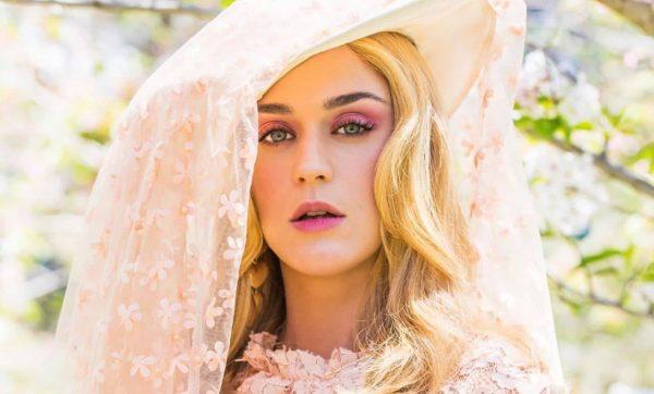 Katy Perry Harley In Hawaii