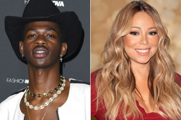 lil nas x batte mariah carey hot settimane