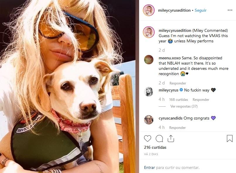 Photo of Miley Cyrus contro le nominees ai VMAs 2019, anche Madonna esclusa