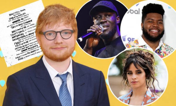 sheeran collaborations project no