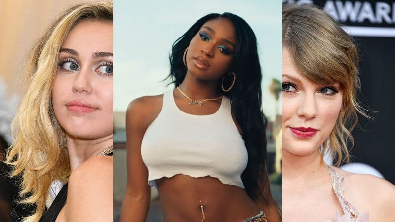 Photo of Riscossa femminile: successo su iTunes per Normani, Miley e Taylor