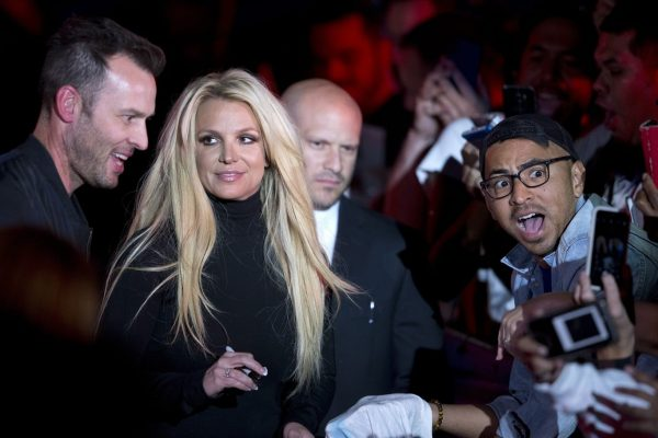 britney stop carriera