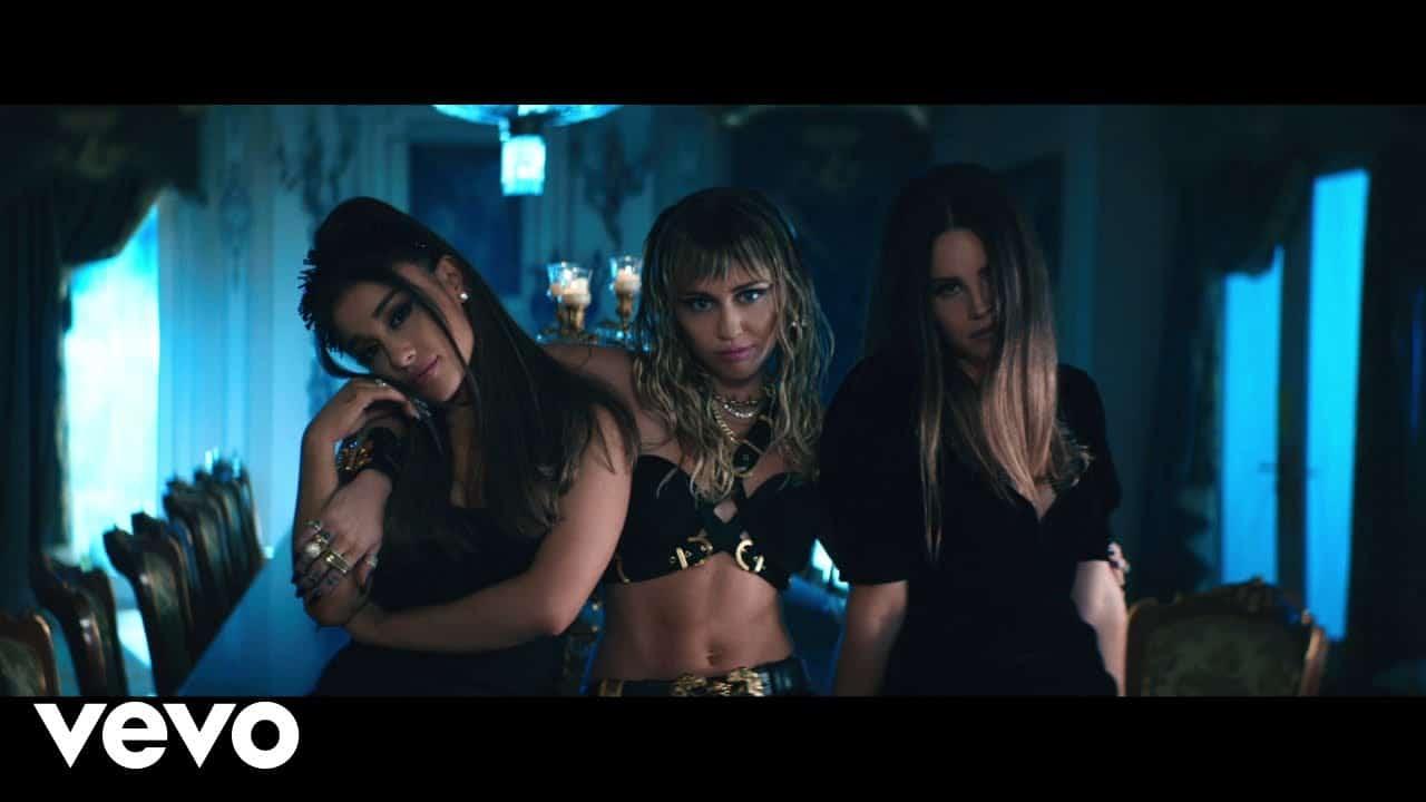 Photo of Ariana Grande, Lana Del Rey, Miley Cyrus – Don't Call Me Angel (traduzione e video ufficiale)