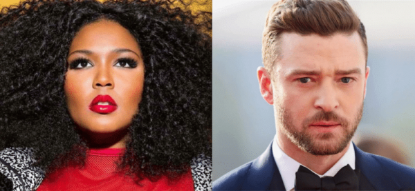 Lizzo and Justin Timberlake