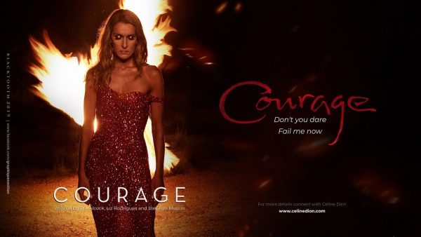 courage celine