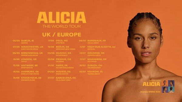 Alicia Tour