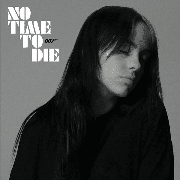 no time to die copertina