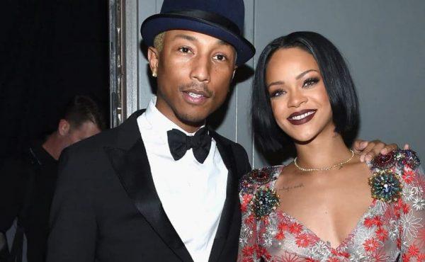Rihanna Pharrell