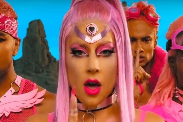 Lady Gaga Stupid Regione Liguria