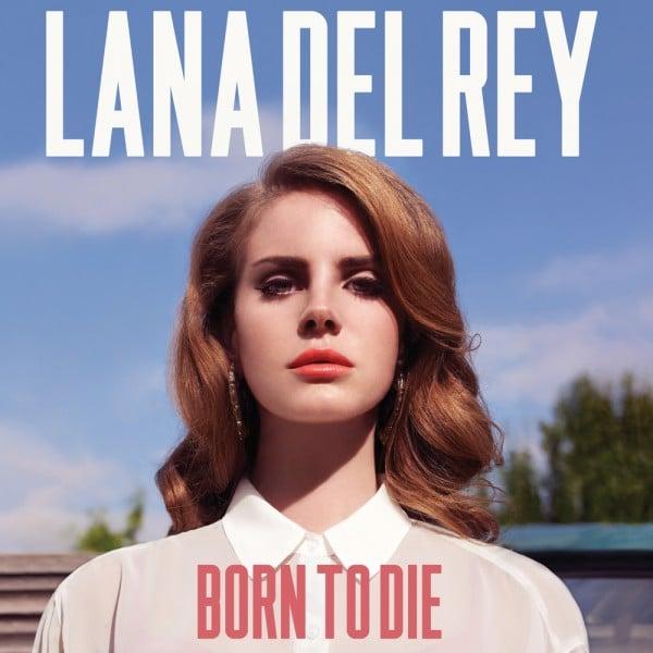 lana del rey born to die record