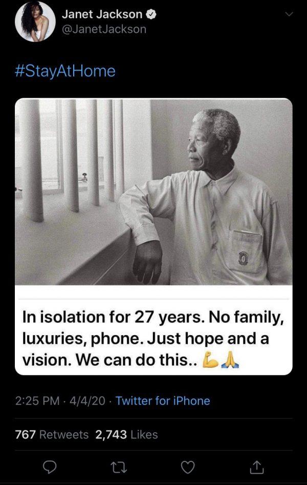 Mandela Janet