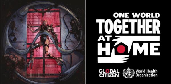 Who Global Citizenlady Gaga X